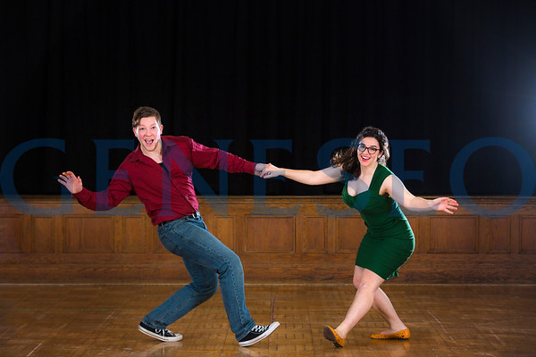 Swing Dance for Scene
