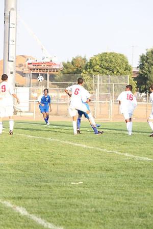 Soccer Boys JV
