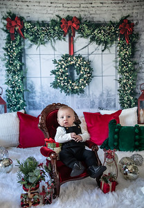 Dominick's 1st Christmas