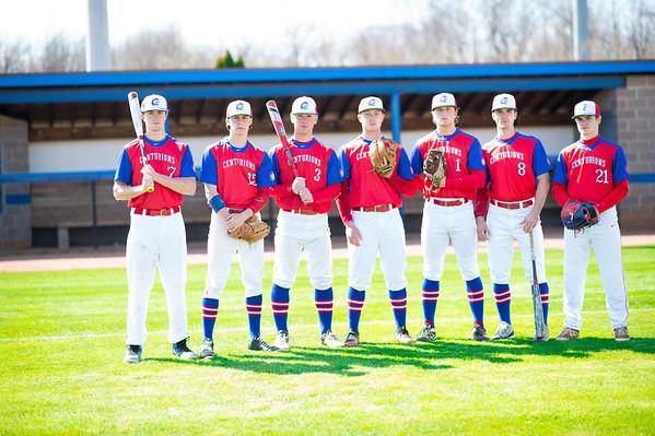 CAL Baseball  2016 seniors