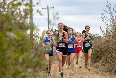 Cross Country Meet at Fulbright Junior High 10/18/18
