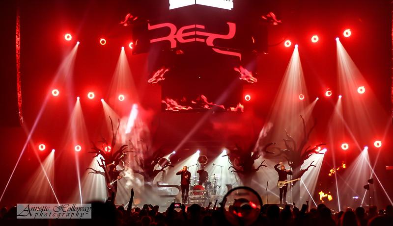 RED | Winter Jam Roanoke VA | 3-24-16