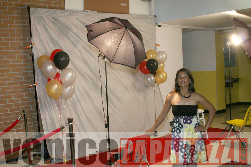 Venice Paparazzi rolls out the red carpet for the Venice Boys and Girls Club..JPG