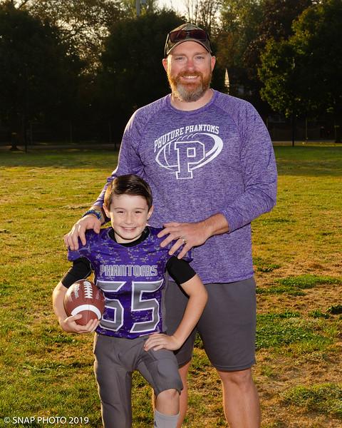 2019 Phoenixville Phantoms Coach-Player Shots