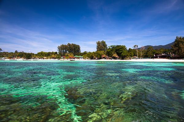 Paradise Ahoy