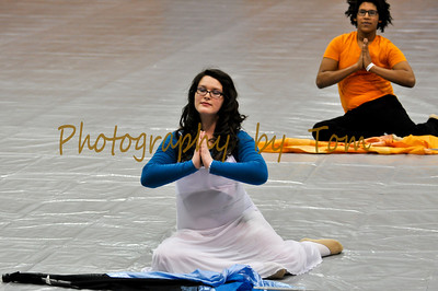 Smith-Cotton HS Winter Guard