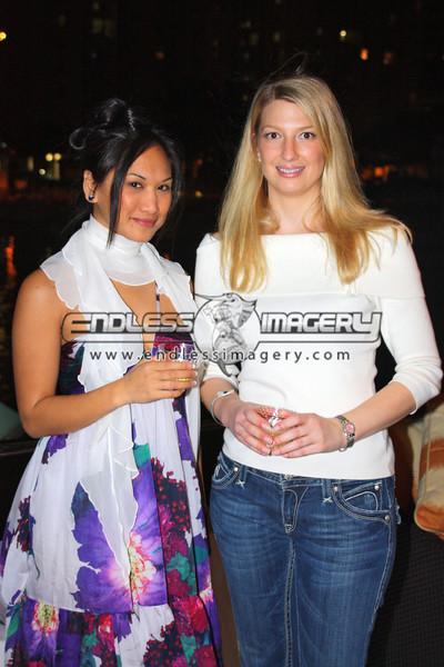 2009 Sailfish Cup - At Last Yacht VIP Party