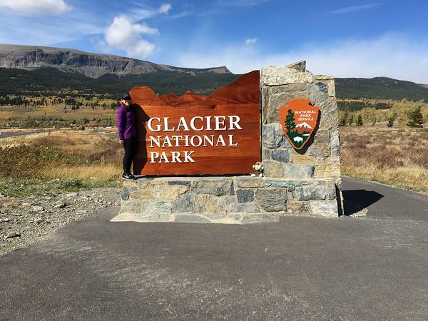 2016  Banff and Glacier Vacation