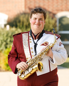 Ross Band of Class Group and Senior Photo 20190808