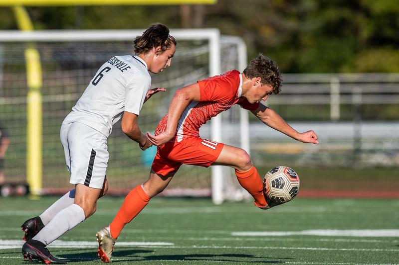 WBL Boys Soccer -V- Roseville 2021