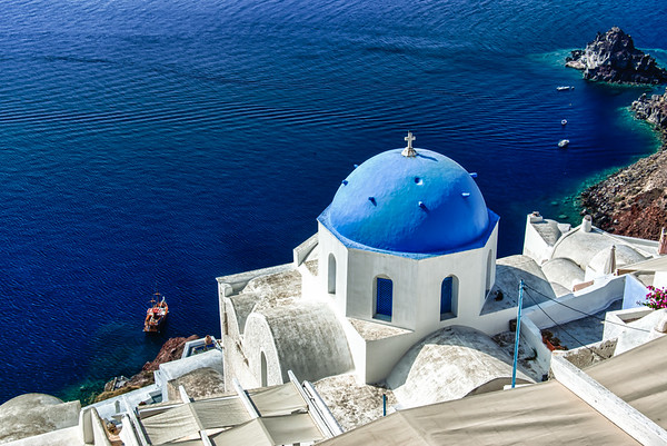 Aegean Vacation 2012