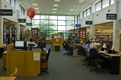 Ferndale Library