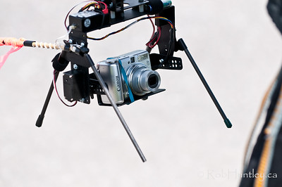A close up of my camera mounted in the KAP rig. All of the photos in this gallery are by Trevor Johnston. © Trevor Johnston