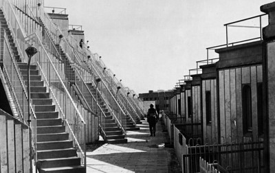 Gilo Housing in Jerusalem 1975