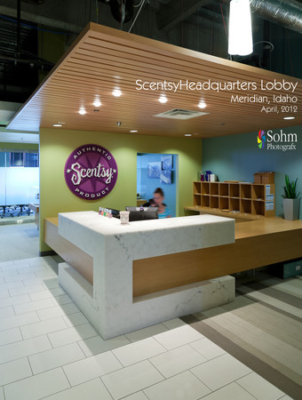 Scentsy Corporate Office Meridian Idaho Preliminary Edits