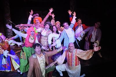 11-26-2019 Cinderella-Panto Act 1 Part 1 @ Runway Theatre