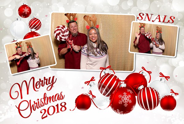 SNALS Holiday Party 2018