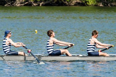 PSRA Rowing City Championship May 5, 2013