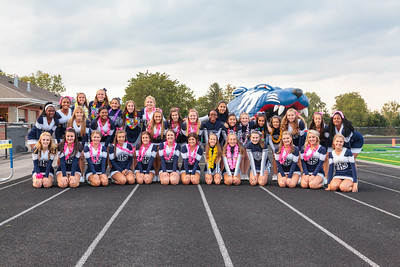 Twinsburg Cheerleaders