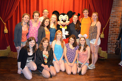 Walt Disney World March 2013