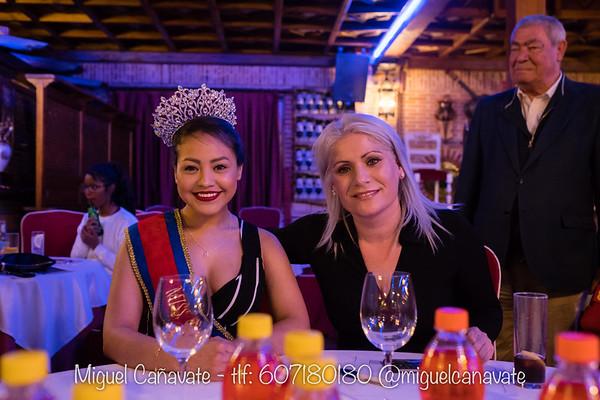 Primer Casting Miss Ecuador España