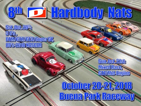D3 HARDBODY RACES