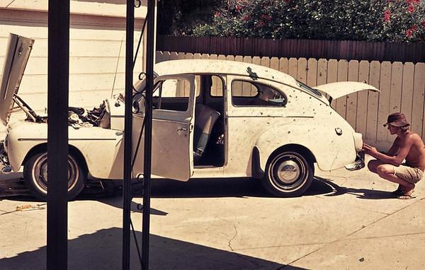 1961 Volvo PV544