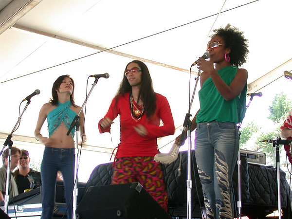 Newport Jazz Festival 2002