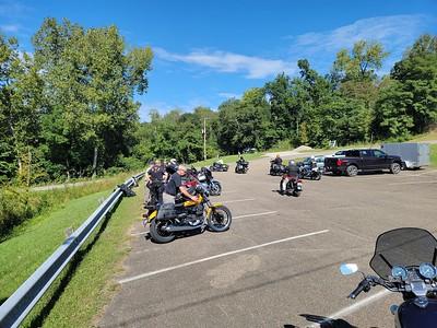 2021 Ohio buckeye Moto Guzzi rally