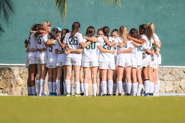 Ransom Everglades Girls District Finals vs. Carrollton High School, 2020
