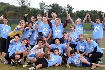 Bomber Games: Juniors vs. Freshmen Soccer (10/6)