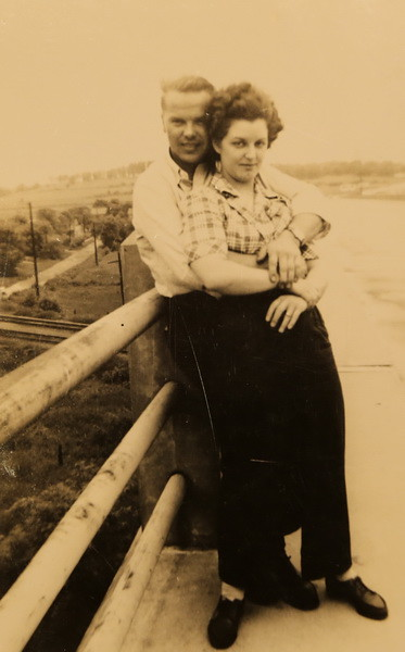 Arnold and Marian Date unknown