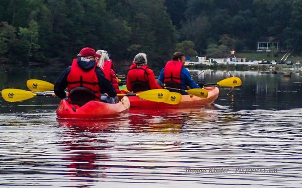 Kayaking  10/14/18