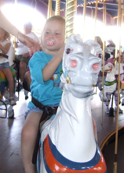 Mia loved this ride