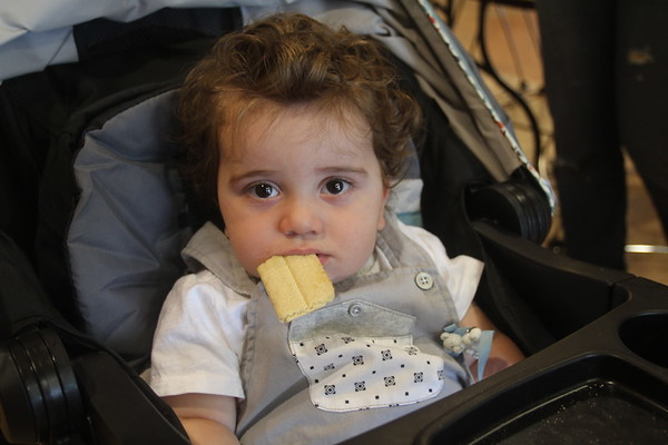 Angel Gianluca - 1 year