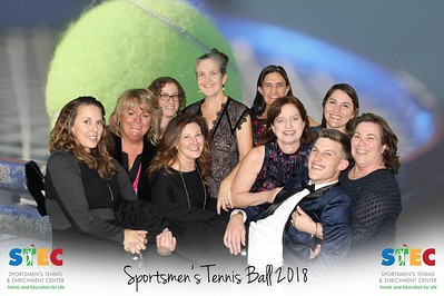 Sportsmen's Tennis Ball 2018