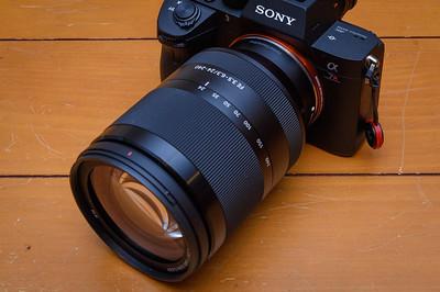 Sony 24-240mm Lens