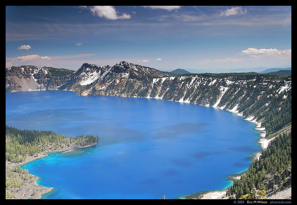 Crater Lake (Jun 2005)