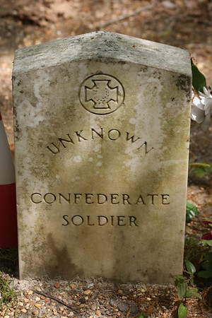 Mississippi: Unknown Confederates Memorial