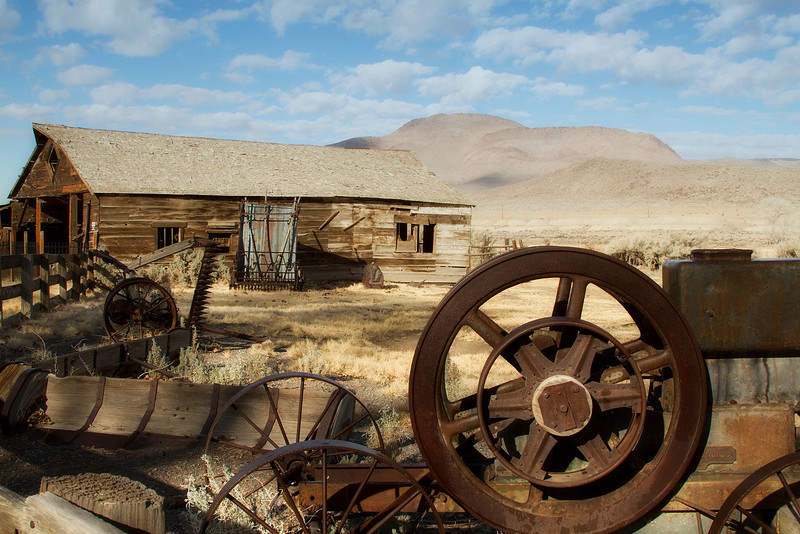 Fort Churchill State Park
