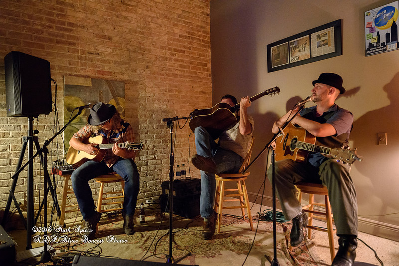 07-16-2016 - Byrne, Partridge & Erdman - Songs & Stories - The Listening Room #74