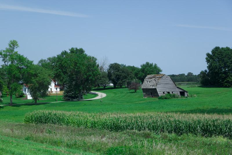 Old Nebraska Barn