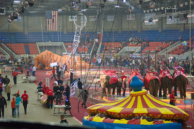 Shrine Circus - Louisville, KY