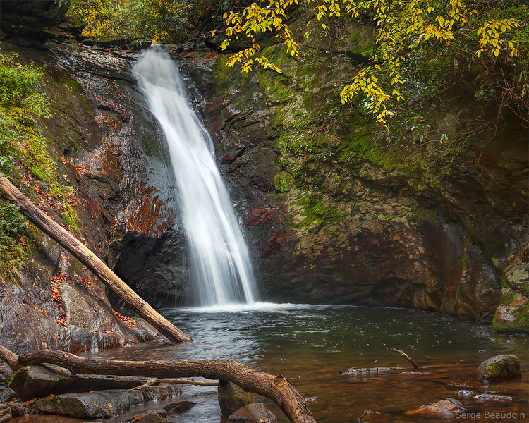 Courthouse Falls, NC