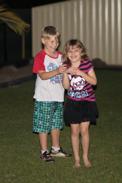 Isaac and Emma