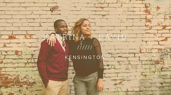 KATRINA + DAVID ////// KENSINGTON