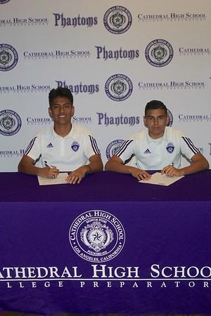 Soccer Signing 2-1-17