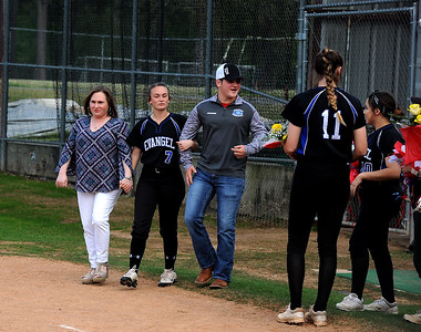 EVANGEL SOFTBALL SENIOR NIGHT 2019