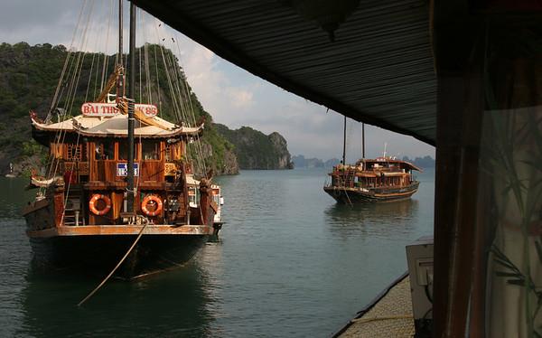 Vietnam 2006 to 2009 - Ho Chi Minh, Hanoi, and Ha Long Bay