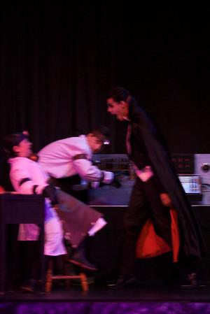 Cinderacula Shows by Trudi